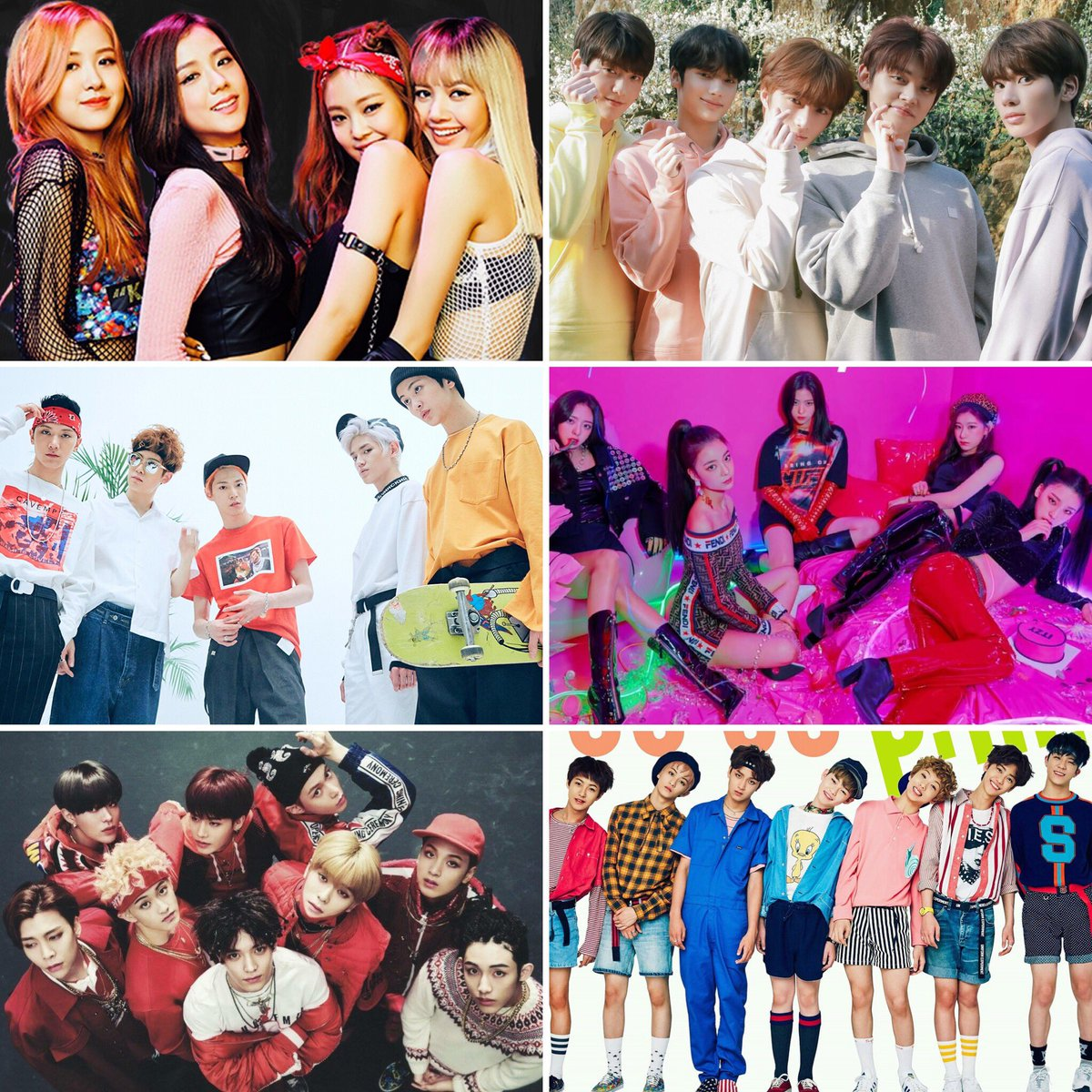 #KPop  Acts With The Highest Debut Singles on @Billboard's World Digital Song Sales Chart Ever:  No. 1 Debut - BLACKPINK and Tomorrow X Together  No. 2 Debut - NCT U, ITZY, NCT 127 and NCT Dream  More here:  https://www. billboard.com/articles/colum ns/chart-beat/8521896/itzy-social-50-debut-icy-comeback  … <br>http://pic.twitter.com/0ea1Xdq5nN