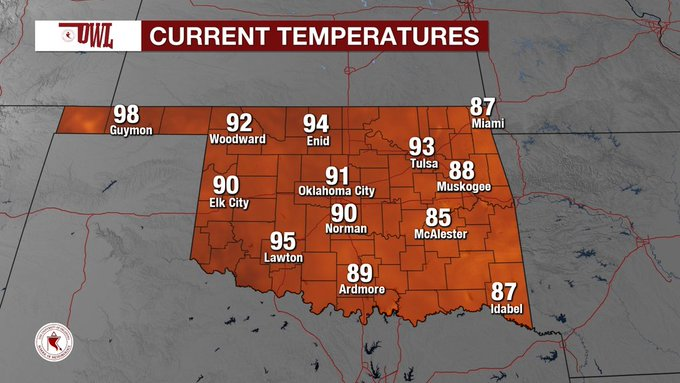 Oklahoma Weather Forecast News Oklahoma City | NewsOK