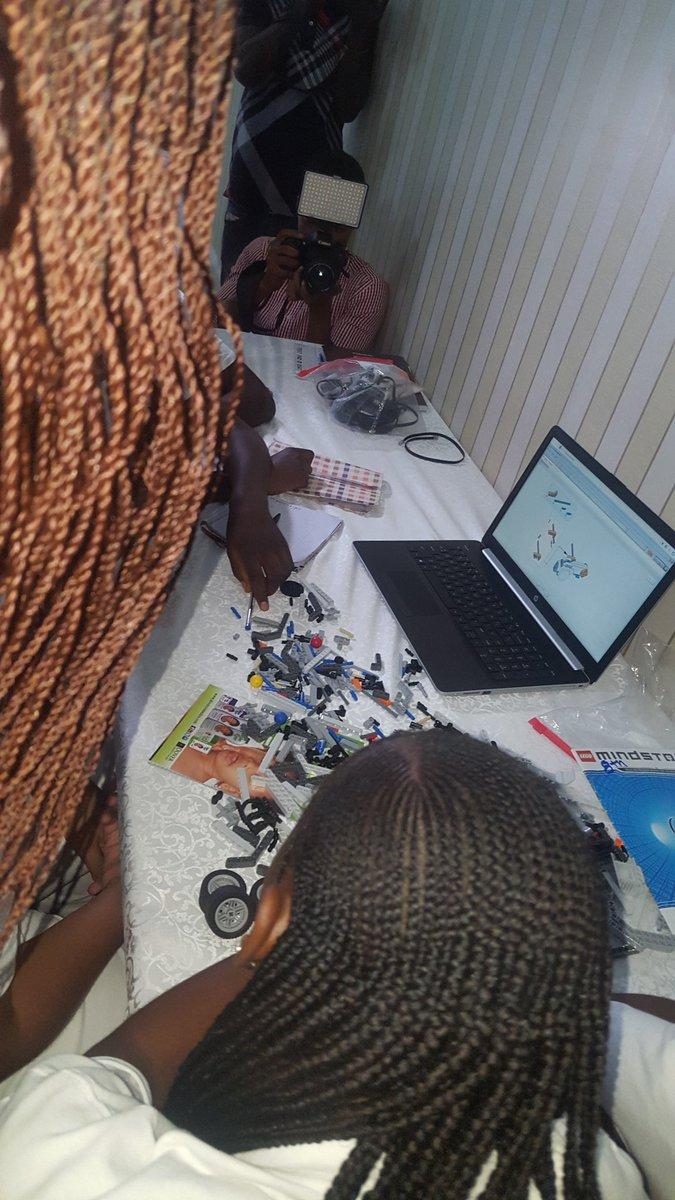 Twitter photo by N. Sandrine Mubenga, PhD, PE