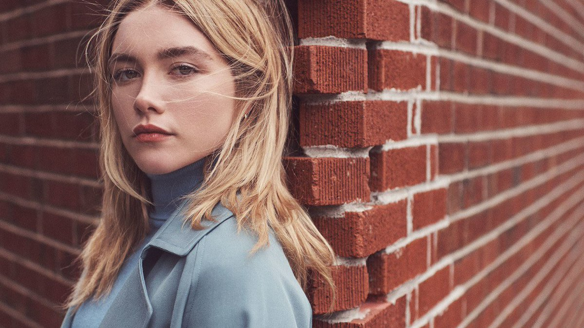 Florence Pugh Na >> Uzivatel Dr Movie News Na Twitteru Breaking Florence