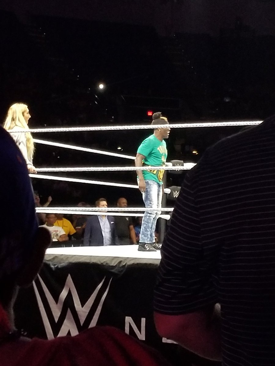 RUN TRUTH RUN! #WWEColumbus #247Champion<br>http://pic.twitter.com/bWyzKpZ4kJ