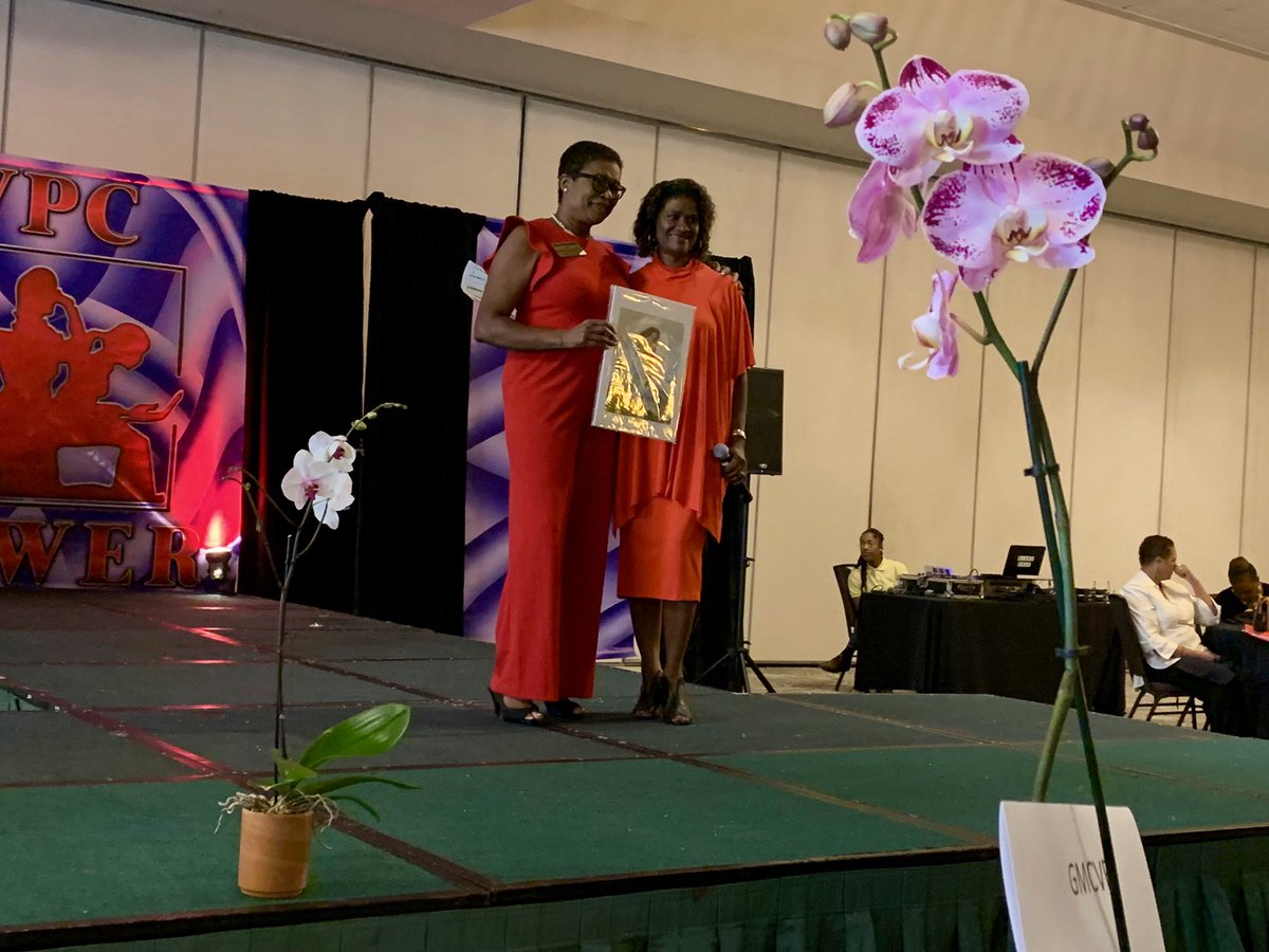 Nominated for the Women's Power Caucus and won in the government category as a woman who has made a great impact on the residents of Dade and Broward counties!! This is just another testament of Woodson's character!   #TeamWoodson #FLHD101