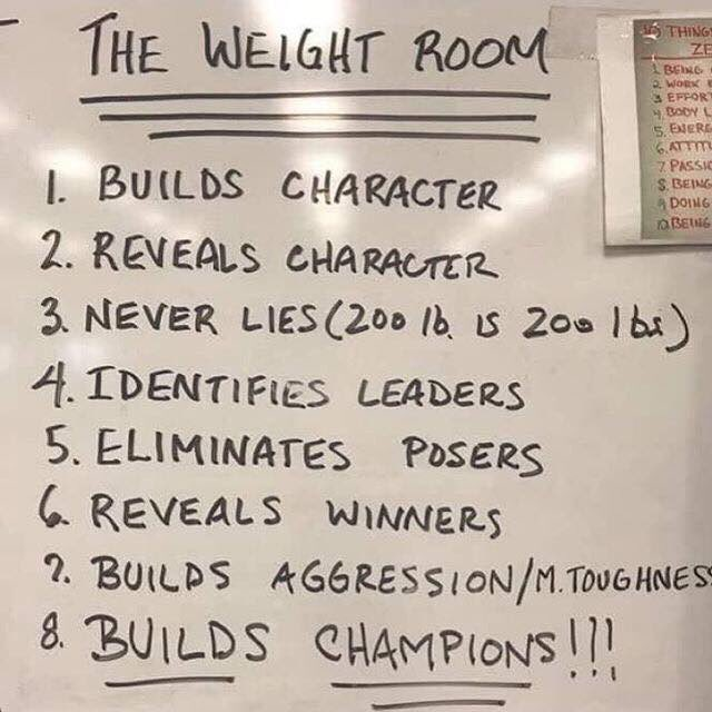 I stole this from @CoachLisle  #Truth <br>http://pic.twitter.com/bI8OoAPXDV