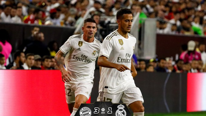 Le Real battu par le Bayern en amical