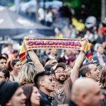 Imagen para el comienzo del Tweet: ¡Feliz día de la independencia de #Colombia!