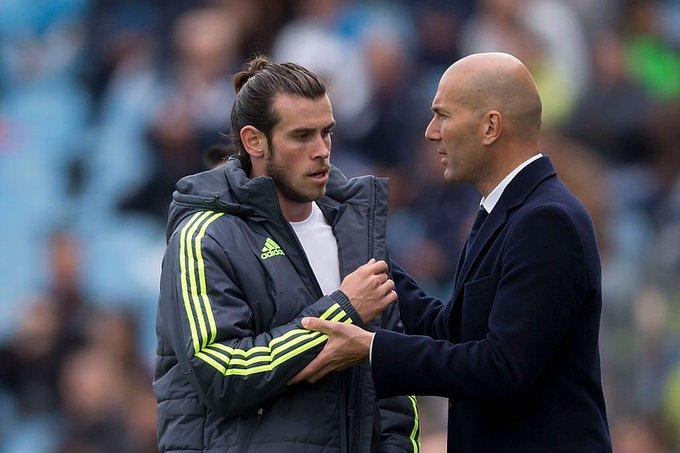 Zidane annonce le départ imminent de Bale