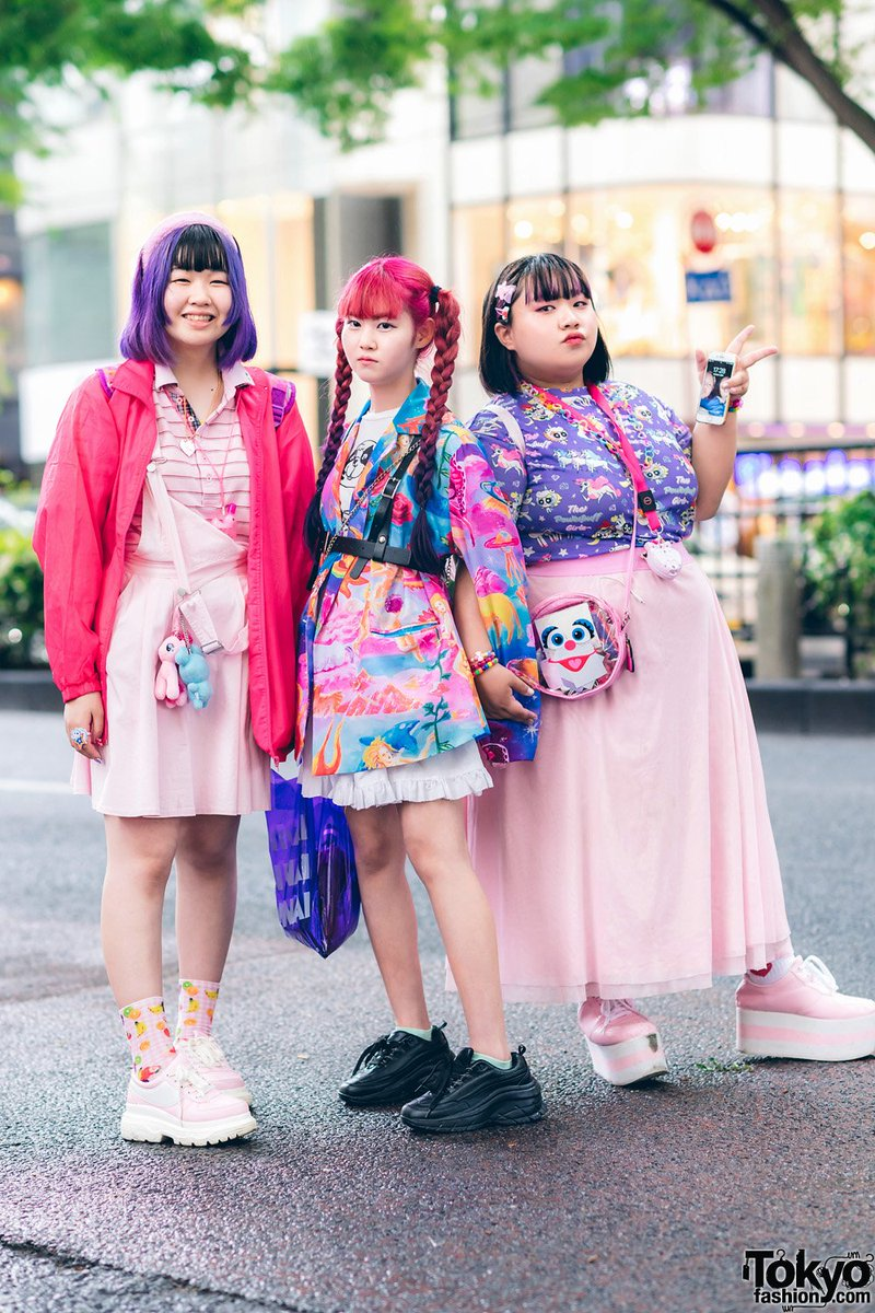 Japanese teen styles — pic 3