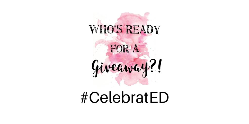 It's Giveaway Time!🎉🥳🎉 Let's test your #CelebratED trivia skills!