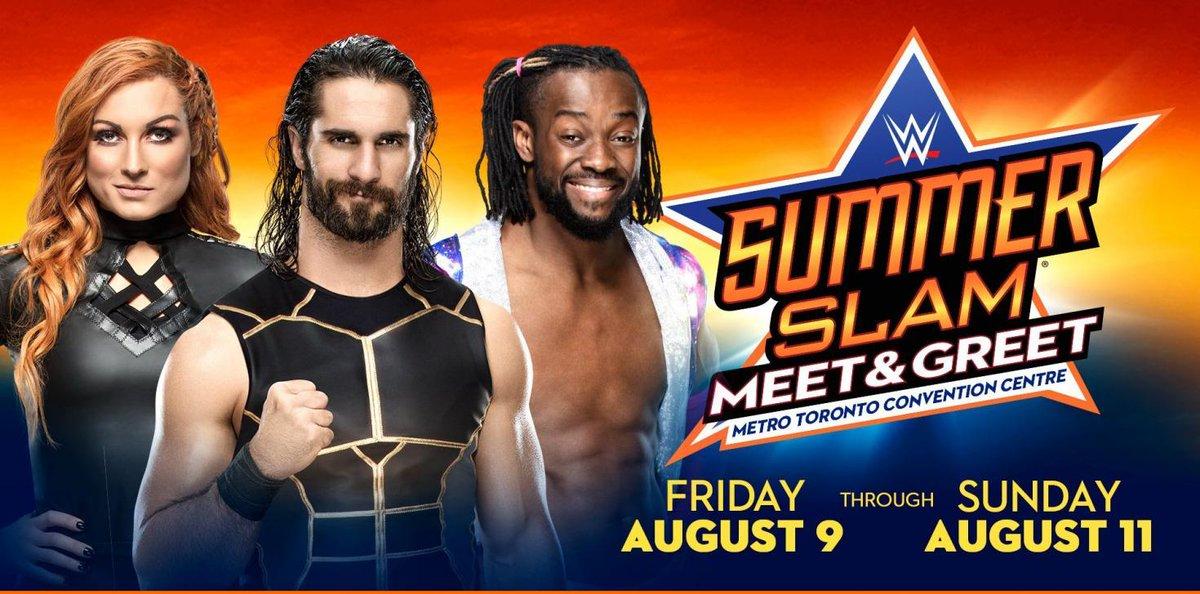 WWE SummerSlam Meet & Greet Replacing Axxess, WWE Hall Of Famers And Superstars Announced