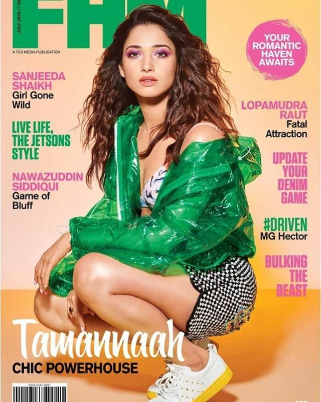 Tamannaah Bhatia 4 FHM India  #tamannaah #tamannaahbhatia #tamannaahbhatiafc #tamannaahbhatiafans #fhm #fhmindia #magazine #magazinecover #covergirl #indiangirls https://ift.tt/2YDTEJMpic.twitter.com/uwk62gGcum