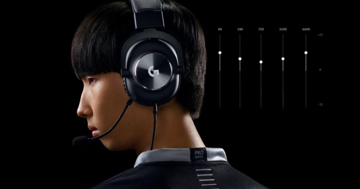 Logitech's G Pro X headset helps you sound like a pro streamer