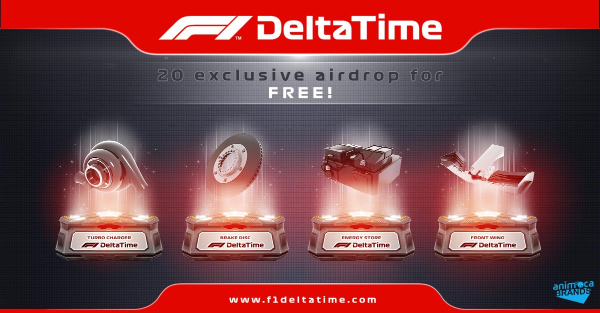 F1® Delta Time on Twitter: