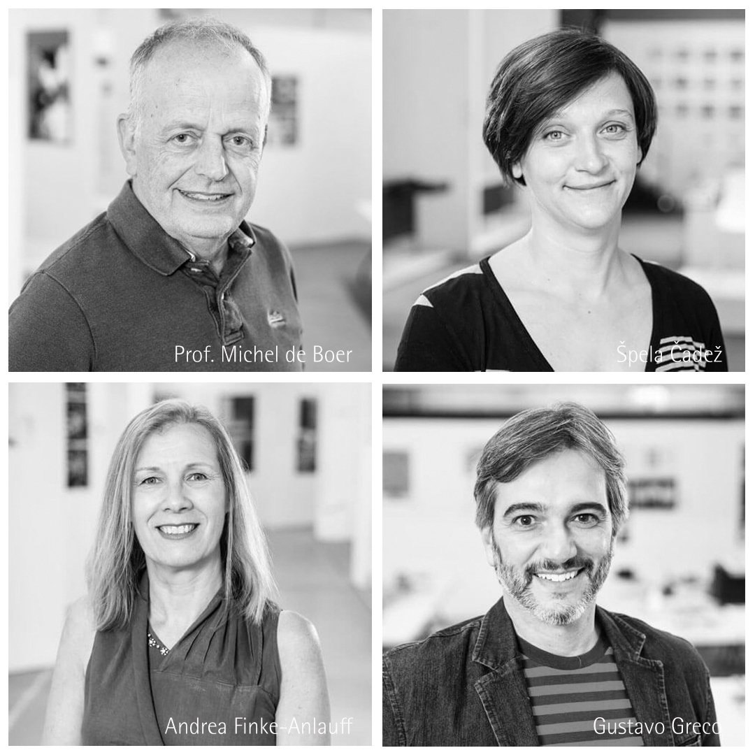 Soon, the #RedDotJury for the #RedDotAward #Brands & #CommunicationDesign will meet & assess all entries. Among the experts are Prof. Michel de Boer (NLD), Špela Čadež (SVN), Andrea Finke-Anlauff (GER) & Gustavo Greco (BRA). Have a closer look: http://bit.ly/2IW15Dw