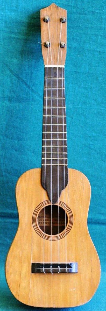 1938 candalas soprano ukulele