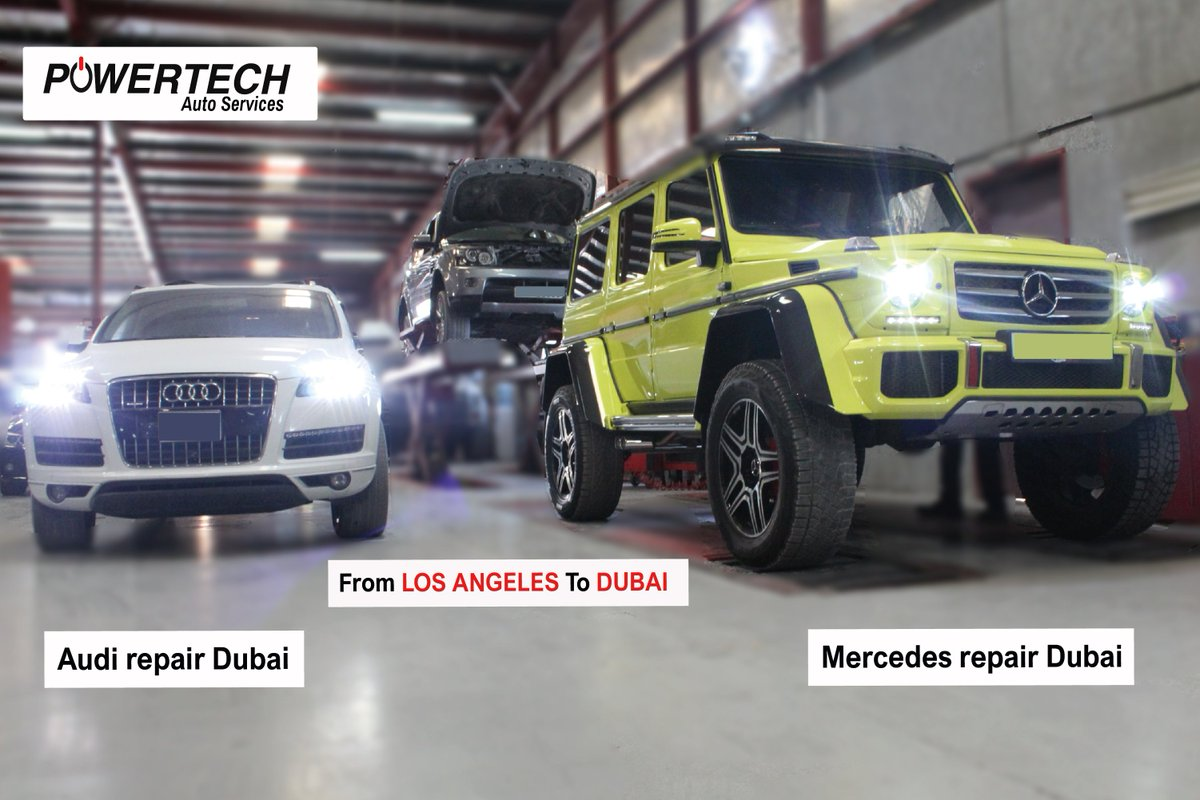 Powertech Auto Services on Twitter: