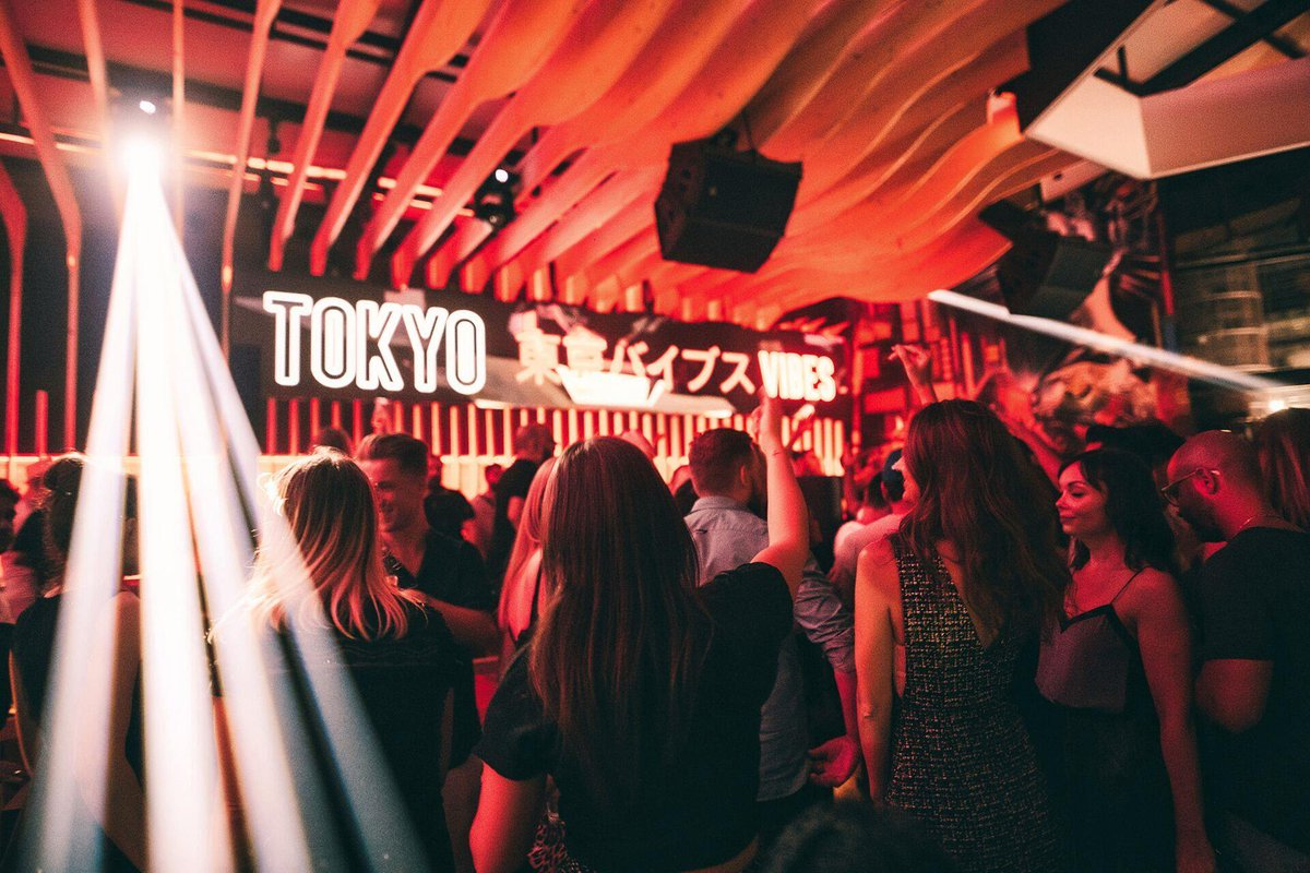 Have you taken part in #SohoSocials yet? Get dancing to best HipHop and RnB all night. 💃 More info: +971 52 388 8849