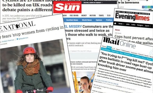 1c0a2b3302da6f Walking and #cycling portrayed negatively in over 60% of media articles,  despite their well-documented health and environmental benefits - our new  research: ...