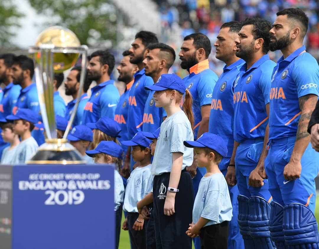 All the best #TeamIndia #BringItOn