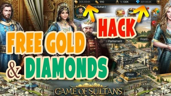 game of sultans mod apk free download