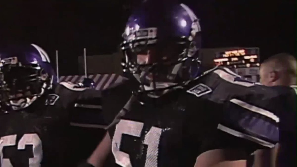5⃣1⃣, Days until B1G 🏈 kicks off (Thursday, Aug. 29). If you had Big Ten linebacker in the dictionary, it would be someone like Pat Fitzgerald. - @LaVarArrington, on @NUFBFamilys @coachfitz51