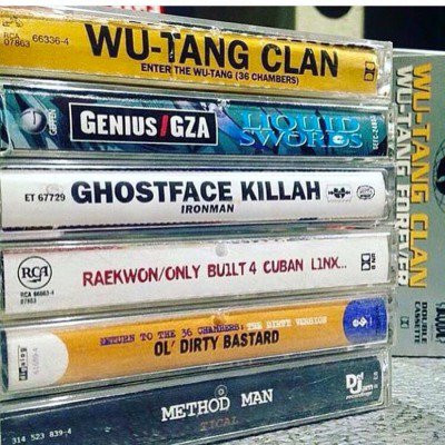 Which album do you have? #HipHop #Classic #wutang