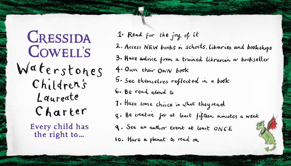 Cressida Cowell: 'Books are better than films at teaching children creativity and intelligence'