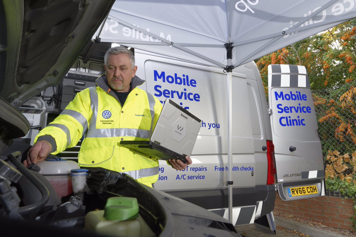 Mobile servicing saves UK businesses more than £1 million a year, according to Volkswagen Commercial Vehicles research. For more information, please click on the following link #WorkingWithYou  https://vwpress.co.uk/en-gb/releases/3861…