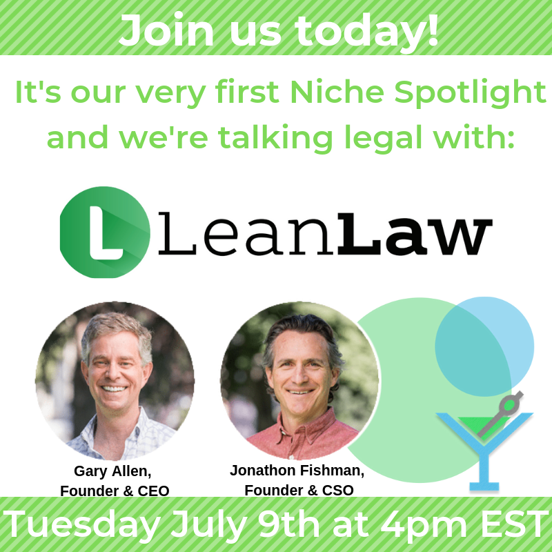 Still time to register for today's webinar at 4pmEDT! http://ow.ly/wgFw50uVFzX @LeanLawCo is joining us and talking all about how they've reimagined the legal billing workflow! #QBAppyHour #QBO #IntuitLife