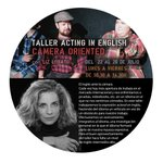 """Image for the Tweet beginning: """"Acting in English: Camera oriented"""":"""