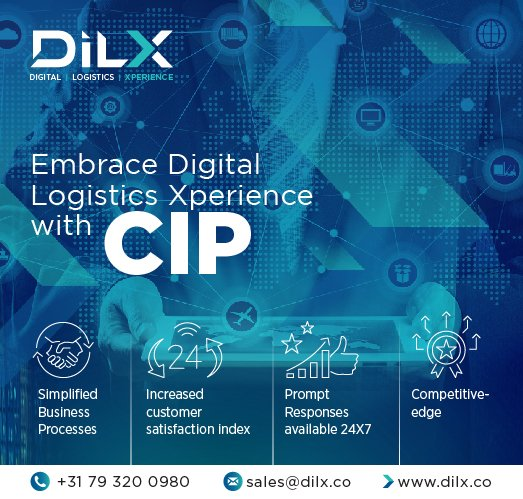 Customer Interaction Platform (CIP), a unique customer Xperience for any Logistics Service Provider. CIP enables Operational Efficiency resulting in significant Annual Cost Reductions. Get Free Demo Now http://bit.ly/2LlFgly #CIP #supplychainmanagement #xperiencesbeyondordinary