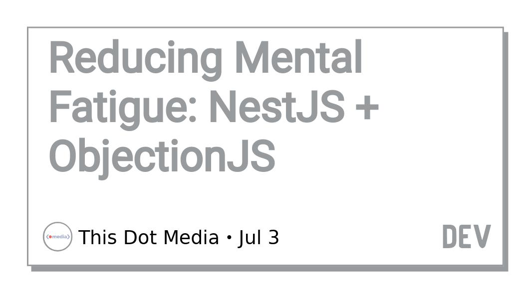 Nestjs Graphql Tutorial