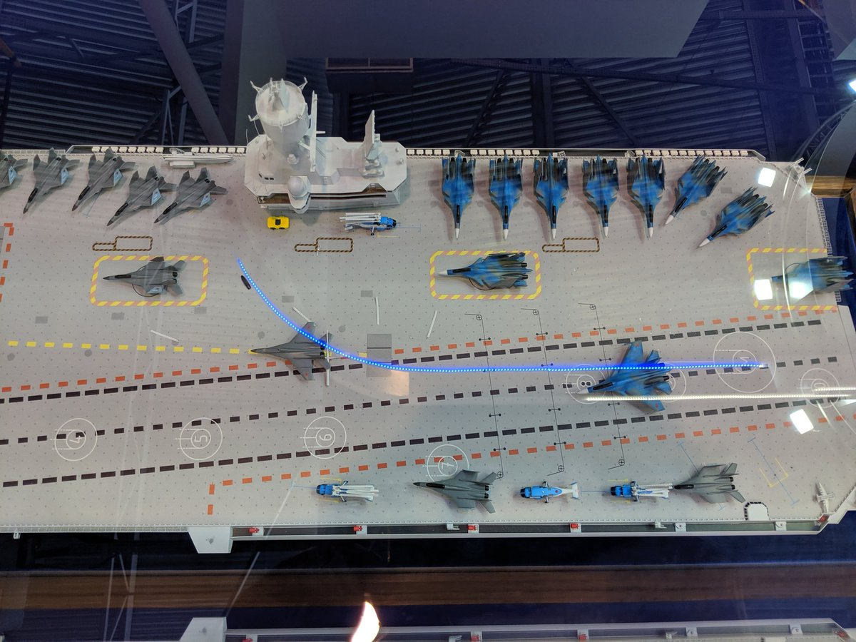 Future Russian Aircraft Carriers and Deck Aviation. - Page 40 D_CiqVfX4AAjvcd