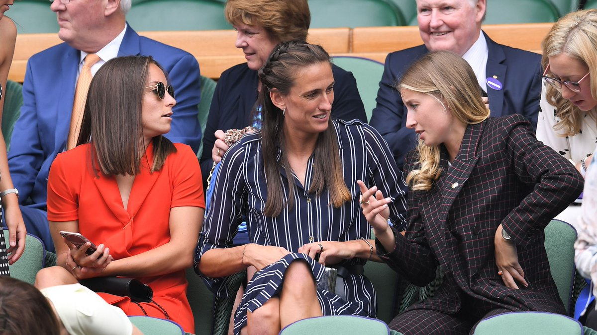 From the @FIFAWWC to @Wimbledon ⚽️🎾