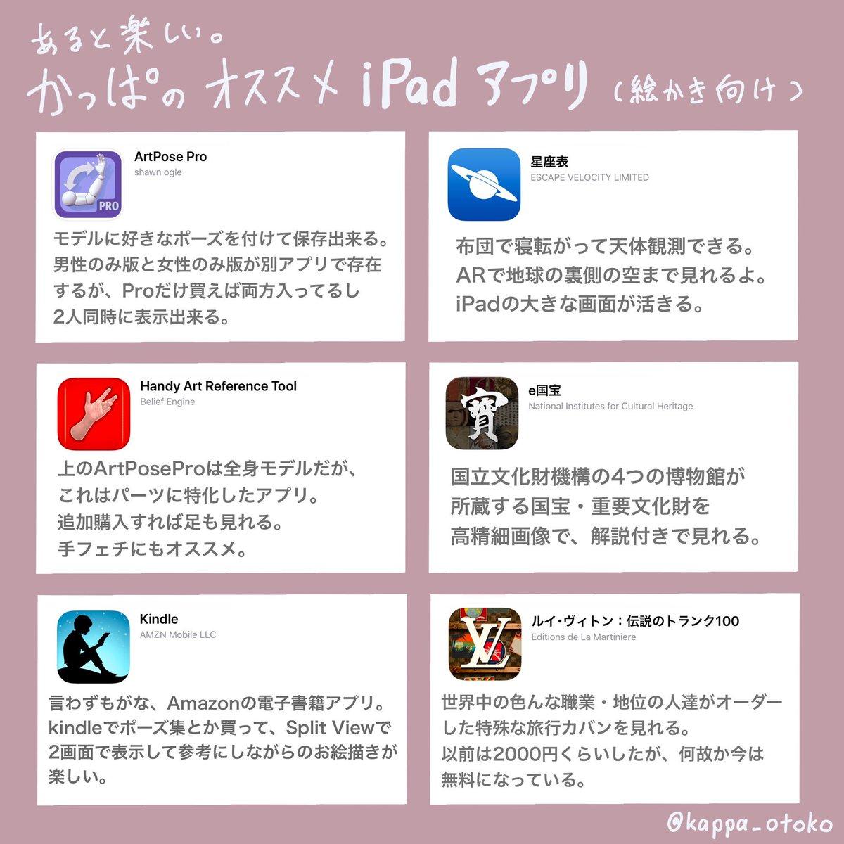 ipad おすすめ アプリ