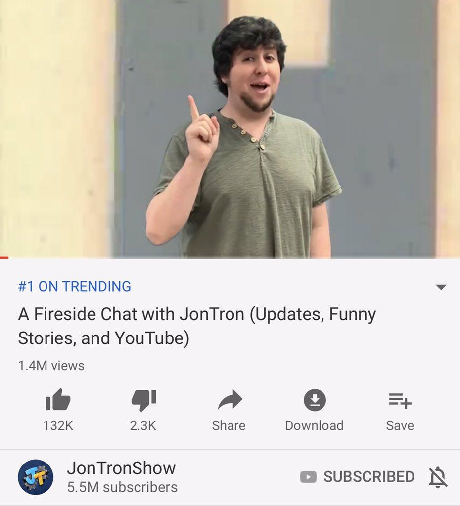 JonTron on Twitter: