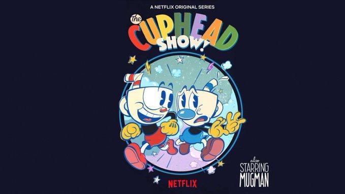 cuphead serie animada netflix