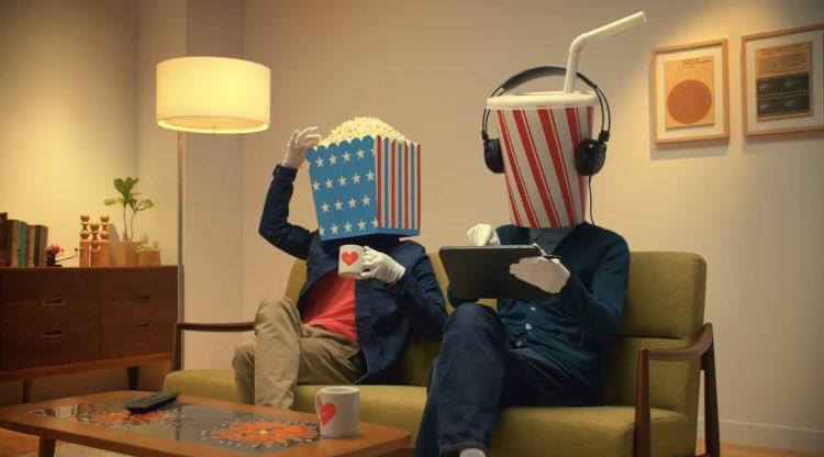 個人的にはこの二人がハートマークのペアマグカップを使っていることがいつも気になります。