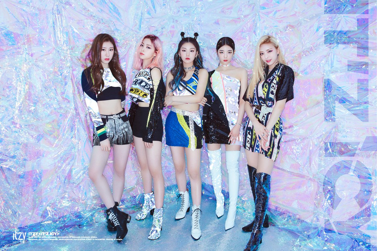 Image result for itzy site:twitter.com