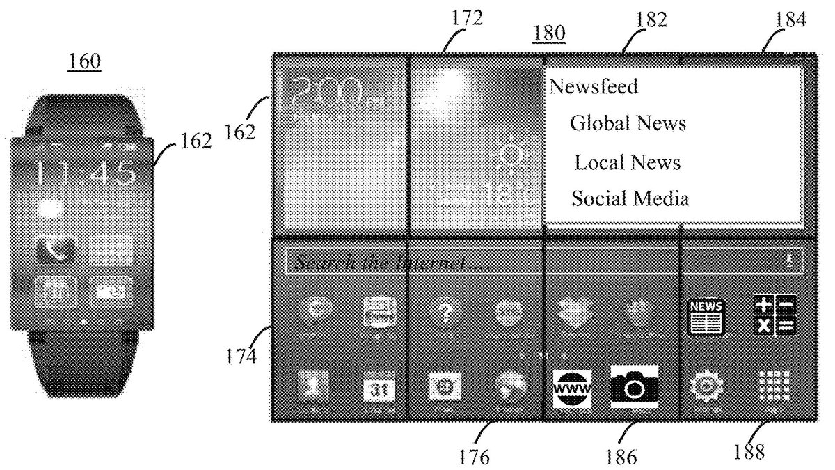 IBM patents a smartwatch that transforms into a giant awkward tablet screen on your wrist