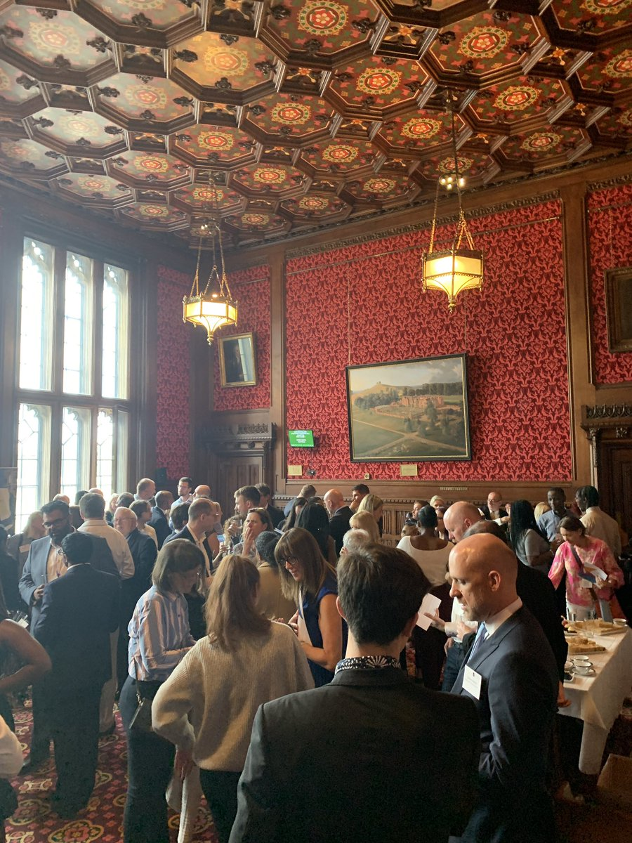 We're delighted to have been invited to the @apprenticeAPPG reception taking place today at the House of Parliament. Celebrating efforts across sectors as well as with @batterseapwrstn and our colleagues @ThisIsBASE