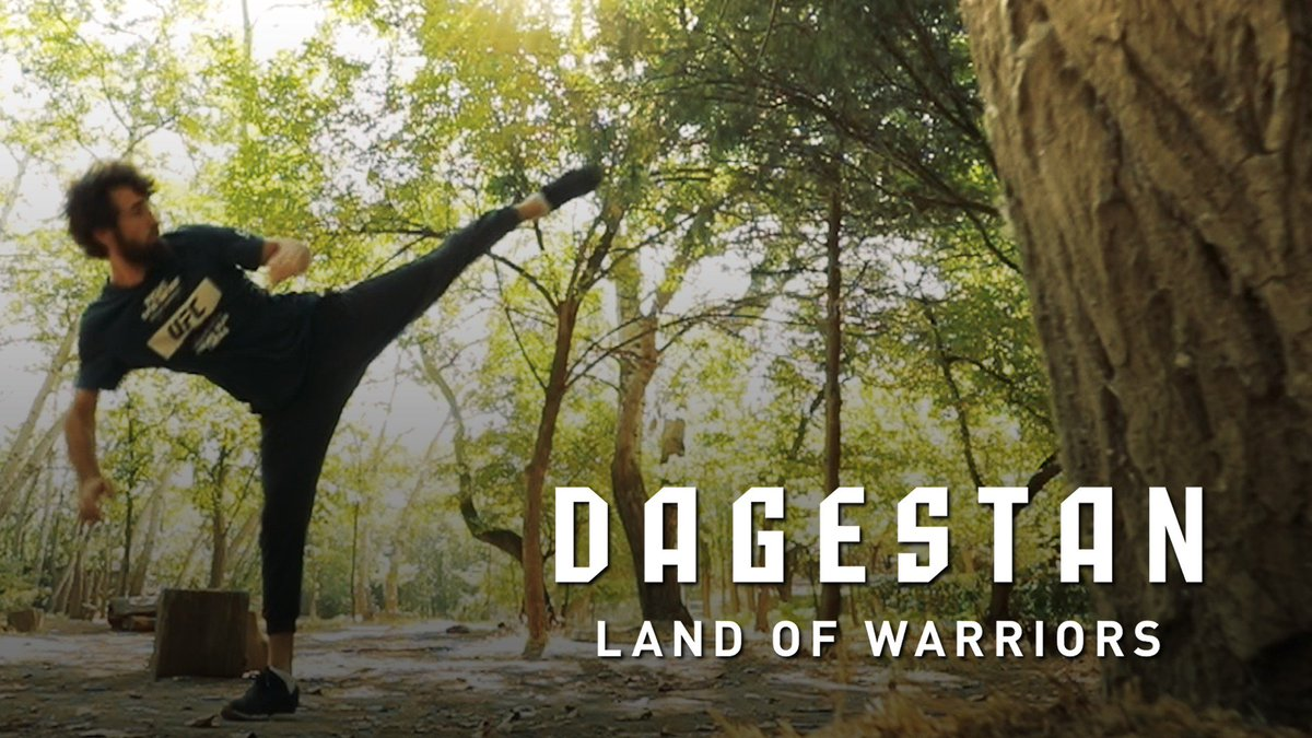Exploring the historical and cultural background behind Dagestan's combat sport success  'Land of Warriors': premiering in July @RTSportNews