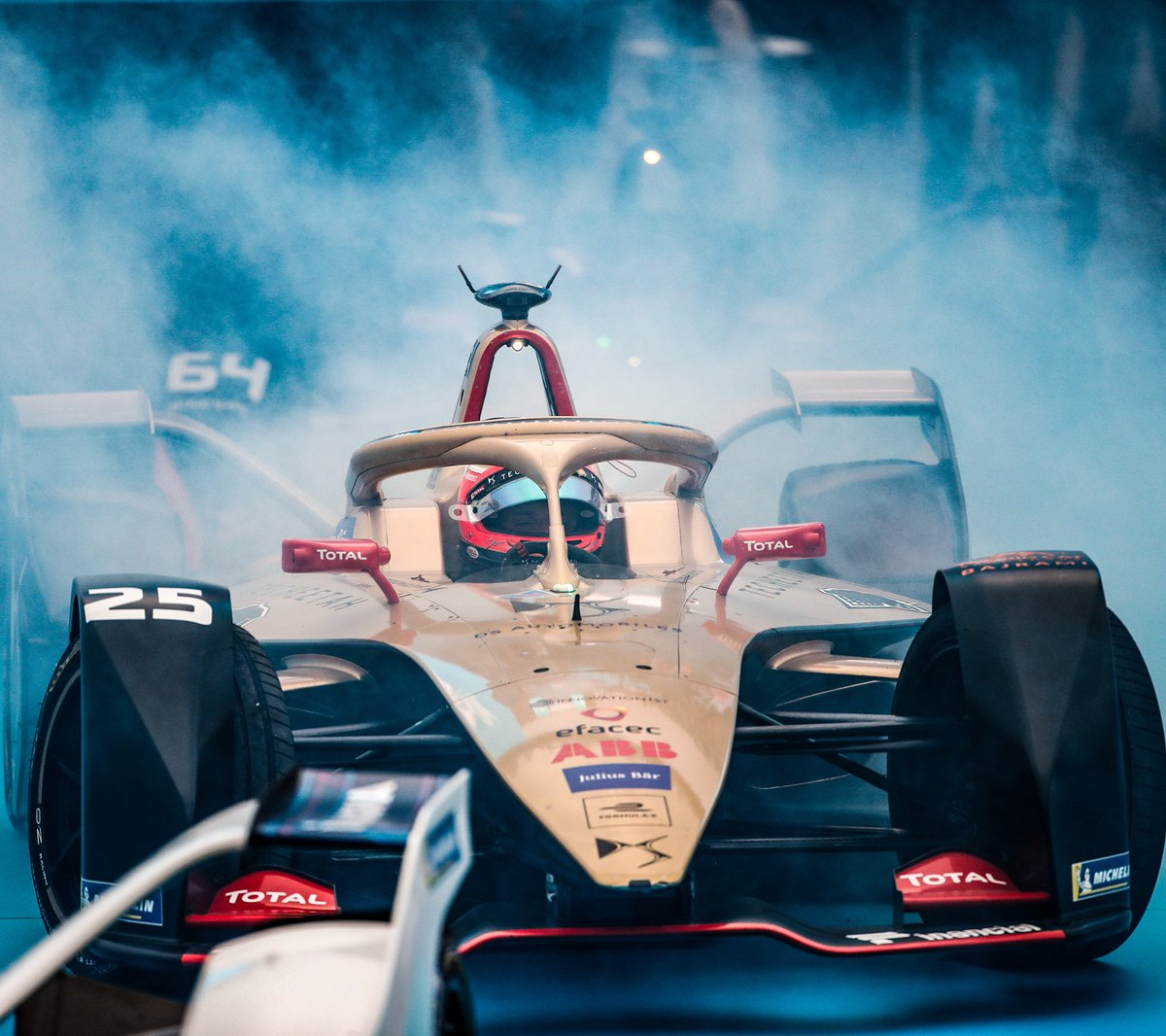 To my fans, pick your favourite picture, tweet it telling me which race it was and what position i secured, including #FanBoost #JeanEricVergne #NYCEPrix and i will send you a signed copy of the one you selected. Thanks for your support #JEV25 #DSTecheetah #ABBFormulaE