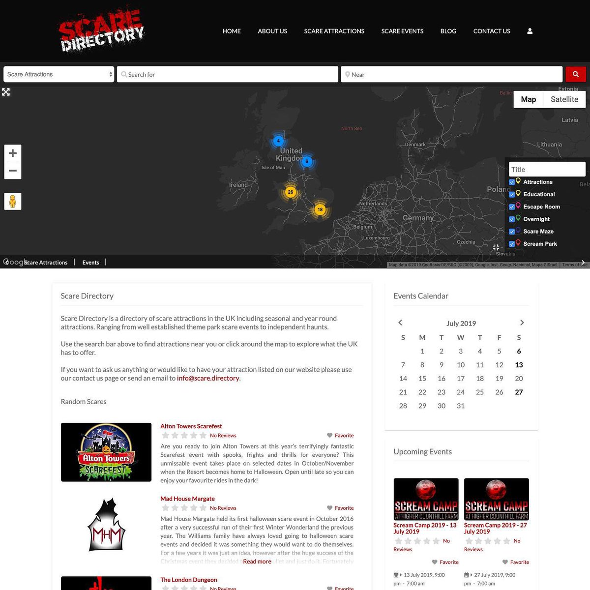 Scare Directory (@ScareDirectory)   Twitter