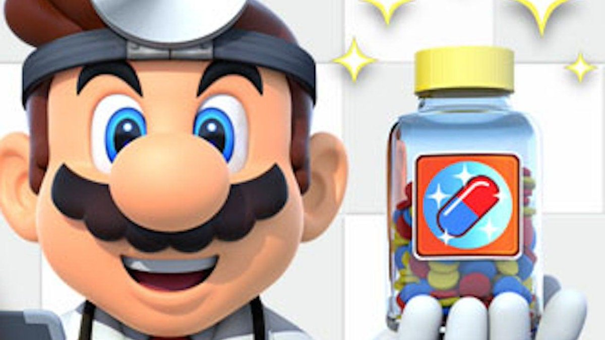 @IGN's photo on Dr. Mario