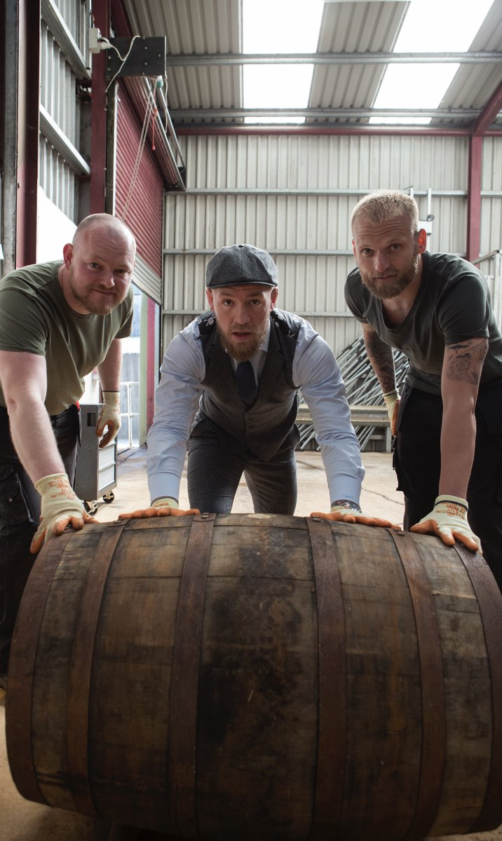Our Proper Twelve Irish Whiskey is bourbon barrel aged for 4 years — making our barrels very, very important. And the people who tend to these barrels? They're pretty damn important as well. #EireBorn #IrishOwned #OneForAll