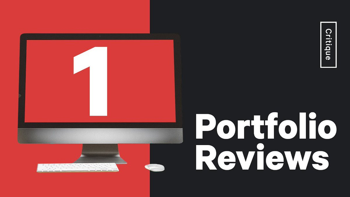 Chris Do On Twitter 2 On 1 Matthewencina And Artcenteredu Professor Vrontikis Review Your Design Portfolios They Go Over What Makes For A Good Design Portfolio How Should You Organize Your Portfolio