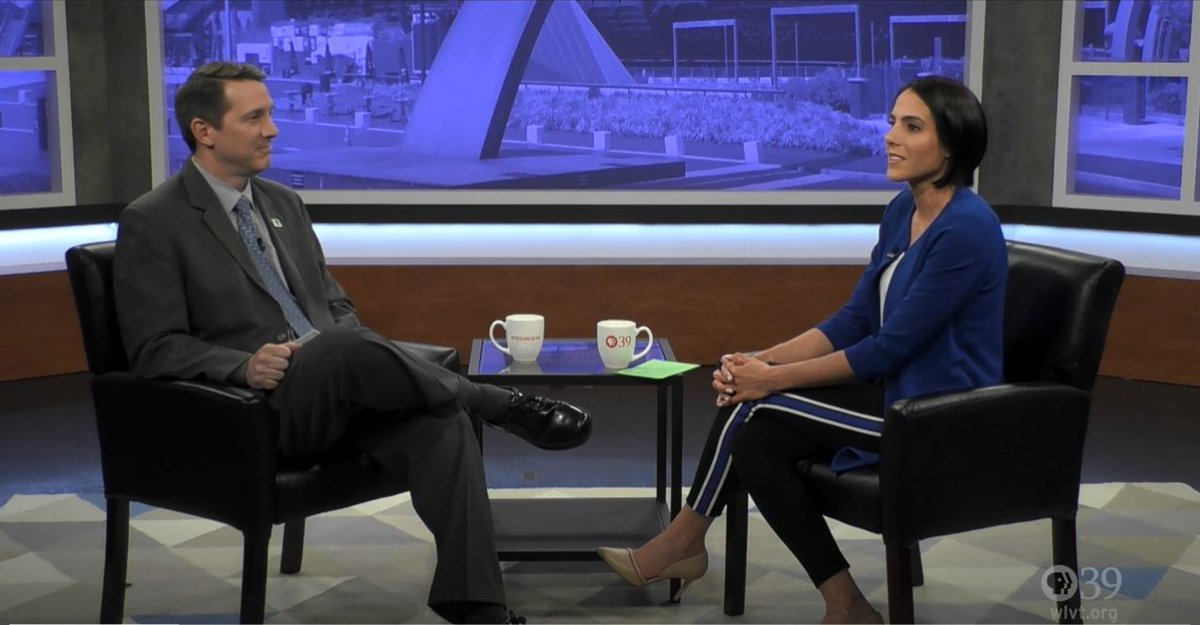 Our CEO Dave Fagerstrom sat down with @PBS39Channel @TracyYatsko to talk free summer meals for children while school is out for summer. Learn more about our 12 free open meals sites for children here: bit.ly/2Y1UwuV #TheYFeedsKids @ymca