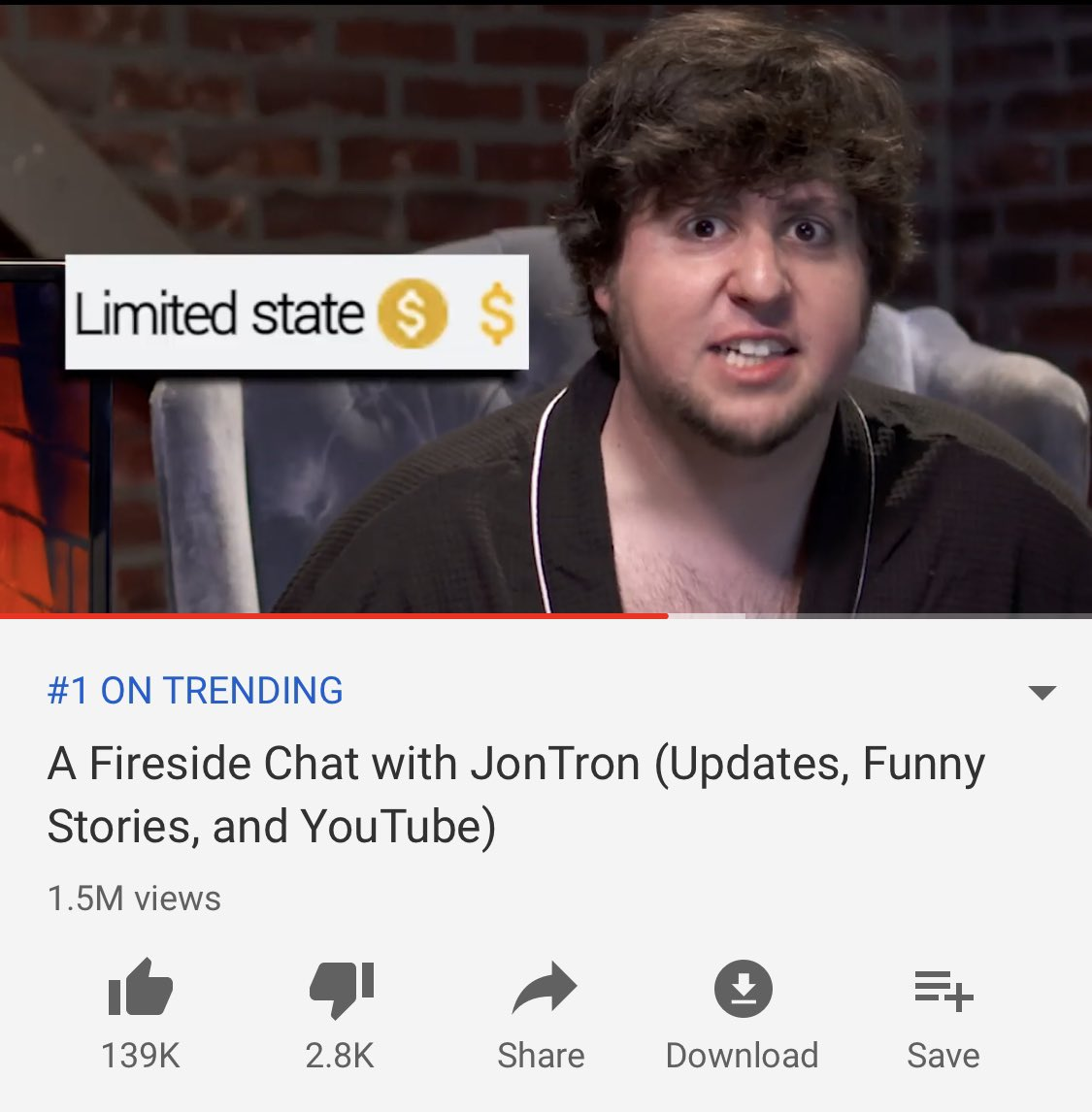 Jontron On Twitter Wow 1 On Trending We Broke The System Boys Jon jontron jafari is an accredited internet phenom who has famously done many video game reviews including daikatana and bubsy. jontron on twitter wow 1 on