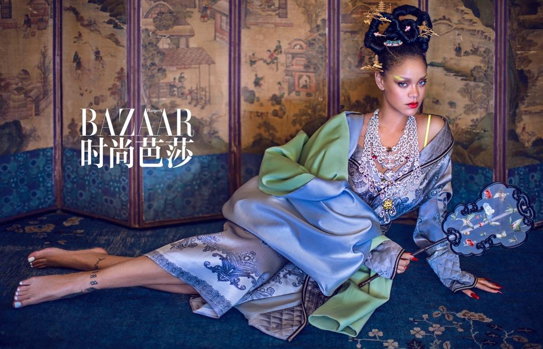 #HarpersBazaarChina  by @Chenmaner