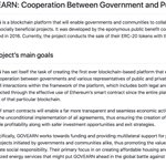 Image for the Tweet beginning: #GOVEARN The Global #Community #Collaboration